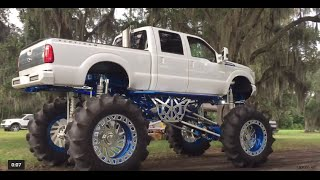 Perry (FL) United States  city photo : $125,000 DOLLAR MEGA TRUCKS IN FLORIDA!