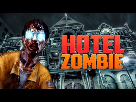 HOTEL ZOMBIE ★ Call of Duty Zombies Mod (Zombie Games)