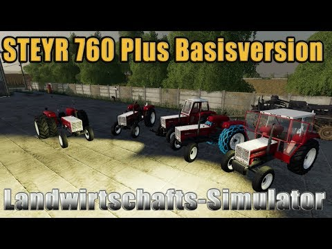 STEYR 760 Plus basic v1.5.0
