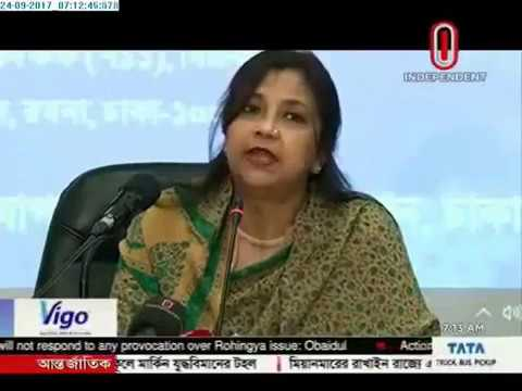 Govt bars selling SIM cards to Rohingya refugees(24-09-2017)
