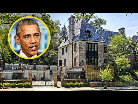 Where Do Former Presidents Live?
