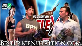 http://www.bestpricenutrition.com  - Ben and Joe talk about taking protein and carbohydrates for your post-workout recovery.