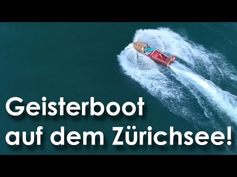 Geisterboot auf dem Zürichsee! / Police Hero Saves Driverless Boat!