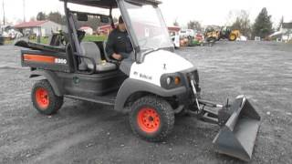 4. Bobcat 2300D Utility Vehicle