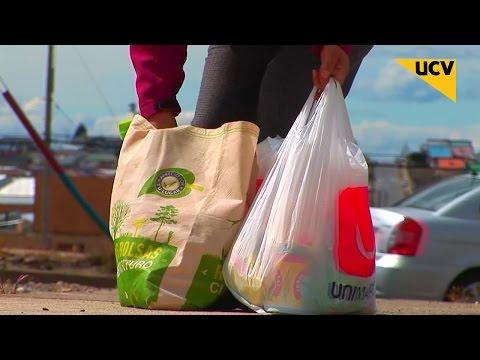video En Chile se consumen cerca de 3 mil millones de bolsas plásticas al año