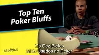 Como Blefar No Poker Para Leigos