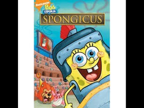 Bob Esponja Sponjicus