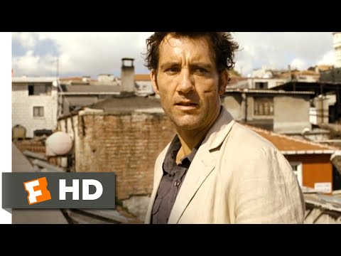 The International (2009) - Market Chase Scene (9/10) | Movieclips