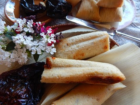 Authentic Mexican Red Tamales Recipe