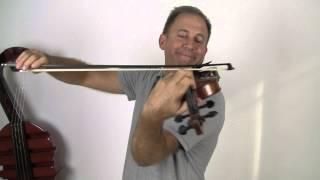 Scott Cao STV 750 Violin Review
