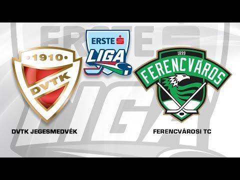Erste Liga 133: DVTK Jegesmedvék - FTC 3-1