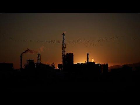 Συναγερμός στην Ταραγόνα: Έκρηξη σε πετροχημικό εργοστάσιο…