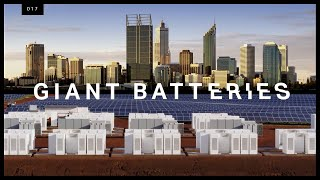 Why Tesla is building city-sized batteries