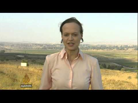 Protection - Syrian rebels tell UN that 44 Fijian observers were seized to 'remove them from an active battlefield' in Golan Heights. Jacky Rowland reports. Subscribe to our channel http://bit.ly/AJSubscribe...