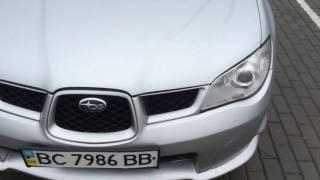 видео авто Subaru Impreza в кредит
