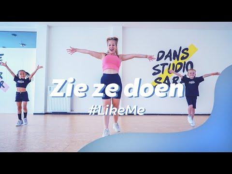 ZIE ZE DOEN - #LIKEME | Dance Video | Choreography | Easy Kids Dance