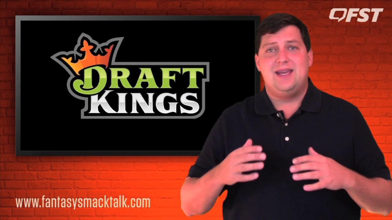 Daily Fantasy Football: Week 10 DraftKings Value Picks thumbnail