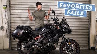4. 2018 Versys 650 LT - Favorites & Fails