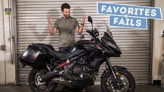 5. 2018 Versys 650 LT - Favorites & Fails