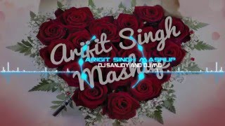 Video Arijit Singh Mashup   2016 Valentine Day Spacial    DJ Sanjoy & DJ MD MP3, 3GP, MP4, WEBM, AVI, FLV Juli 2018