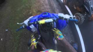8. Go Pro: Back road riding in MD (crash @ 11:15)