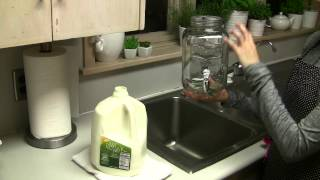 Removing Cream from Raw Milk