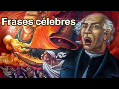 Frases celebres - DÍA DE INDEPENDENCIA DE MÉXICO  FRASES CÉLEBRES