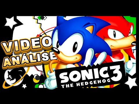 sonic et knuckles megadrive video
