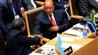 South Africa to quit International Criminal Court