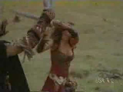 Xena - Warrior
