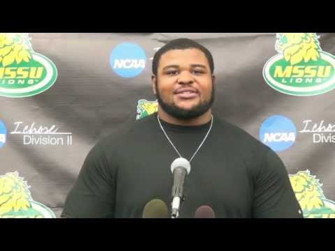 Brandon Williams Press Conference Week 9