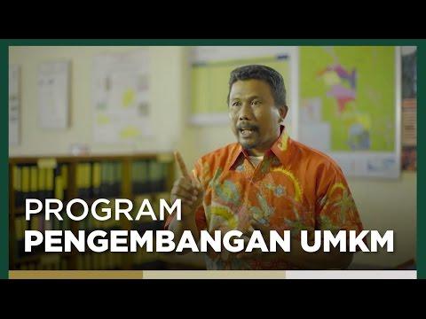 Pemberdayaan Masyarakat: Program Pengembangan UMKM Tanoto Foundation
