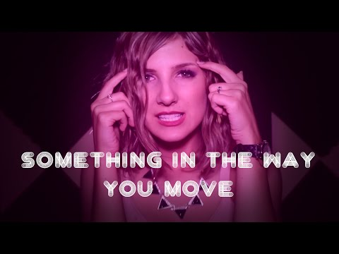 Ellie Goulding - Something In The Way You Move - Rock Cover by Halocene