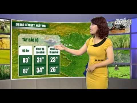 VTC14_Thời tiết Nông vụ ngày 27.08.2013