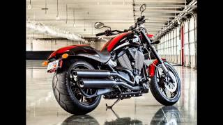 9. 2016 VICTORY Hammer Motorcycle Review