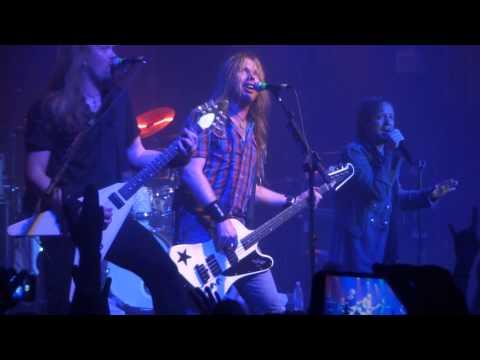 Edguy - Love Tyger (Porto Alegre 2014, 06 de Dezembro)(Full HD) (видео)