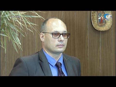 В районном суде начался процесс по уголовному делу в отношении бывшего вице-мэра Великого Новгорода Вадима Фадеева