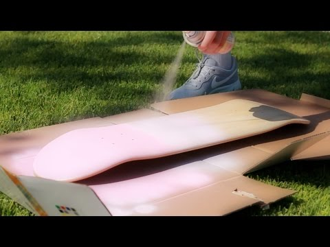 Making a Candi Co Skateboard