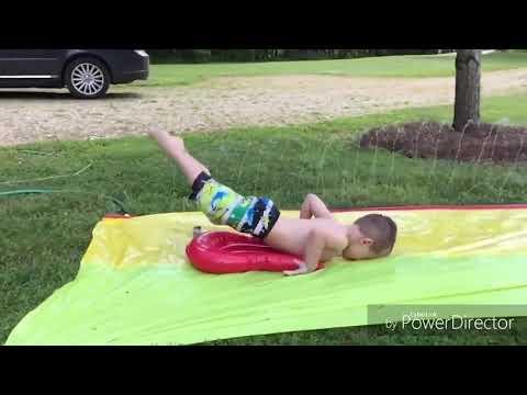 Śmieszny filmik nie udane skoki do wody 2018
