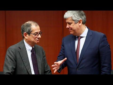Italien: Staatsverschuldung - Eurogruppe mahnt Rom ab