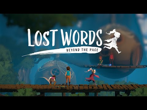 Lost Words - Bande-annonce des New York Videogame Awards de Lost Words : Beyond the Page