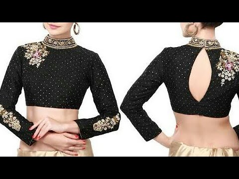 Video princess cut blouse stitching without cutting ...& collar stitching download in MP3, 3GP, MP4, WEBM, AVI, FLV January 2017