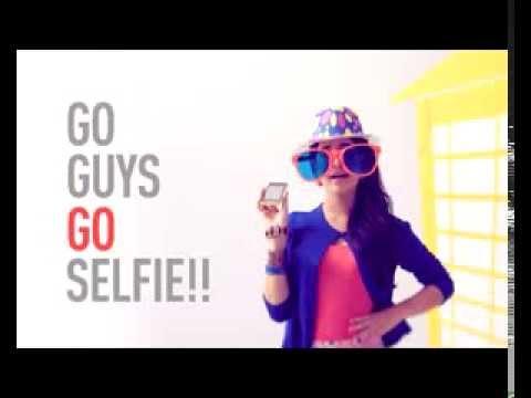 Nokia Asha 502 — I love my selfie contest