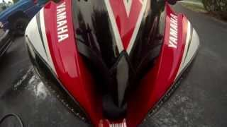 9. Beauty of a Yamaha r6