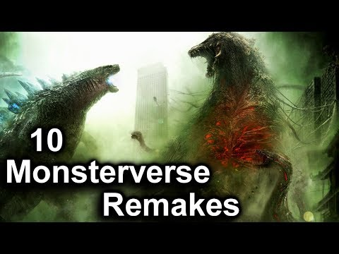 10 Godzilla Films to Remake in Legendary Monsterverse / Inspiration for new movies