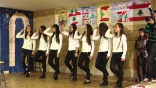 Video مسرحية حكاية الاستقلال ( تلامذة مدرسة سيدة البشارة - رميش ) OLAS 2015 MP3, 3GP, MP4, WEBM, AVI, FLV November 2018
