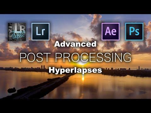 Advanced Hyperlapse Post Processing - Using LRTimelapse and After Effects for Mavic 2 Hyperlapses