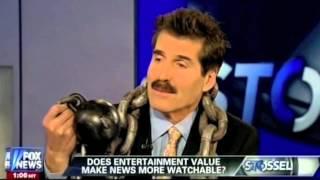 John Stossel - Media Matters