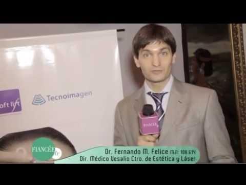 Dr. Fernando Felice, Fiancée TV en Hotel Faena
