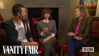 Nonton Guy Pearce And Felicity Jones Talk To Vanity Fair S Krista Smith About The Movie Film Subtitle Indonesia Streaming Movie Download